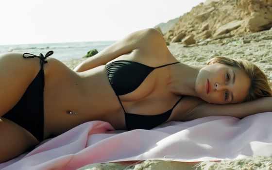 bar, refaeli, песок, купальник, берег, beach, bikini, women, девушки, girls,