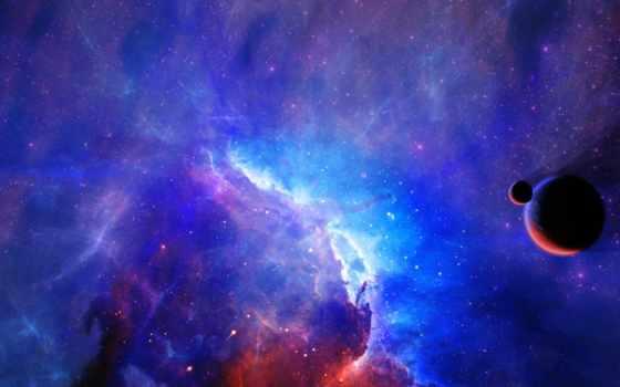 планета, спутники Фон № 24342 разрешение 1920x1200
