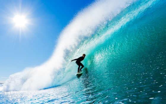 сёрфинг, доска, спорт