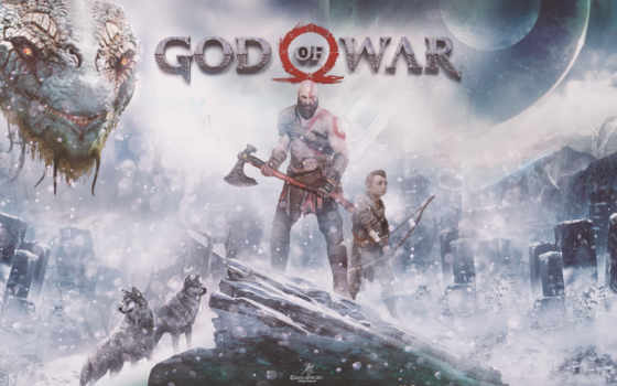 god, war, games, kratos, sony, new,
