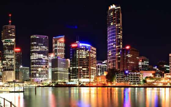 города, городов, ночные