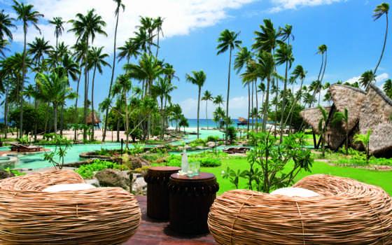 остров, laucala, resort, fiji,