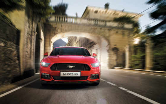 ford, mustang, new, car,