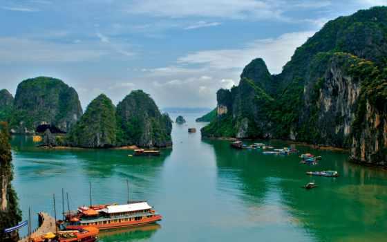 vietnam, bay, где, туры, кубе, tropics, море, cambodia,
