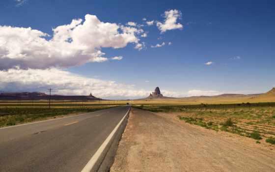 parede, estrada, paisagem, cu, nuvens, papel, baixar, papis,