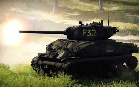 thunder, war, world, танк, celebrities, tanks, trees,