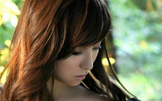 японская, девушка