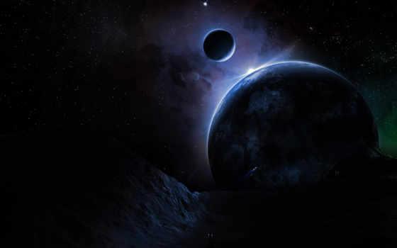 звезды, планета