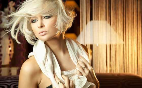 блонд, eyes, женщина
