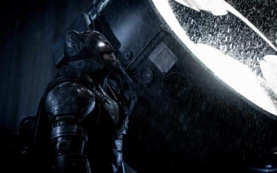 batman, superman, рассвет