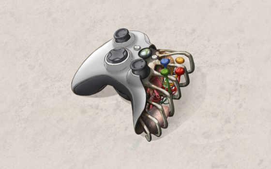 xbox, геймпад, gamepad, внутренности, shadow, красивые,