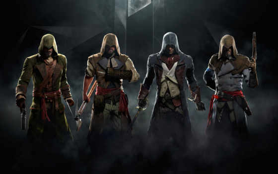 creed, assassin, unity, multiplayer, how, ign, plays,
