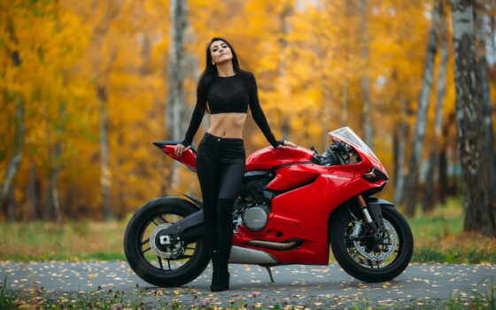 , tire, motorcycle, wheel, девушка, rim, headlamp, fender,