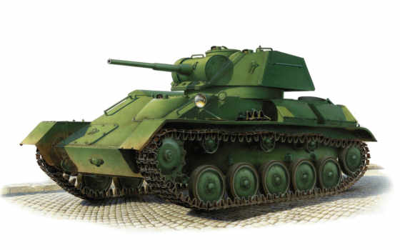 танк, легкий