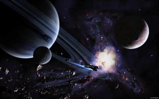 космос, планета Фон № 24261 разрешение 1920x1200
