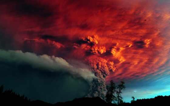 извержение, вулкана, вулкан Фон № 89370 разрешение 4256x2832
