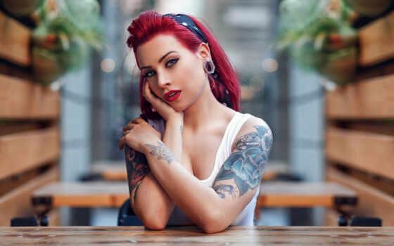 татуировка, девушка, коллекция, фото, canon, card, красивый, tat, шансон, arm