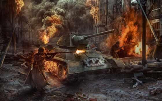 stalingrad, pavel, битва, никогда, волга, war, огромный, art