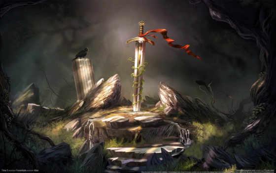 мечь экскалибур