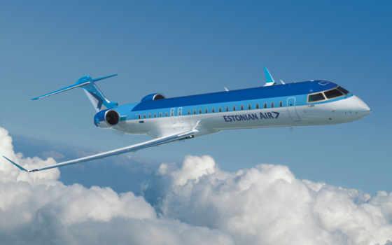 air, estonian, авиакомпания