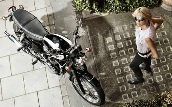 triumph, bonneville, motorcycles, ван, скорость, установить, motorfietsen, possible, thruxton, прокатиться,