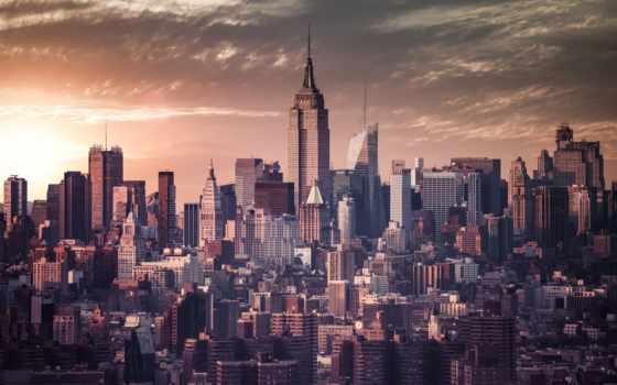 york, нью, new Фон № 94604 разрешение 2560x1440