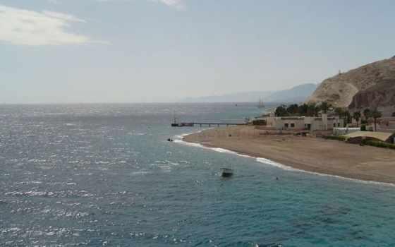 остров, water, море