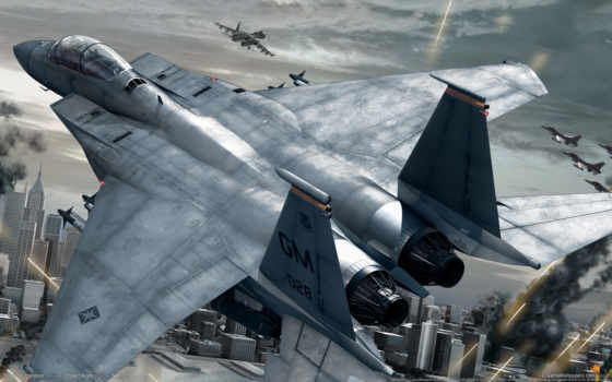 strike, орлан, самолёт