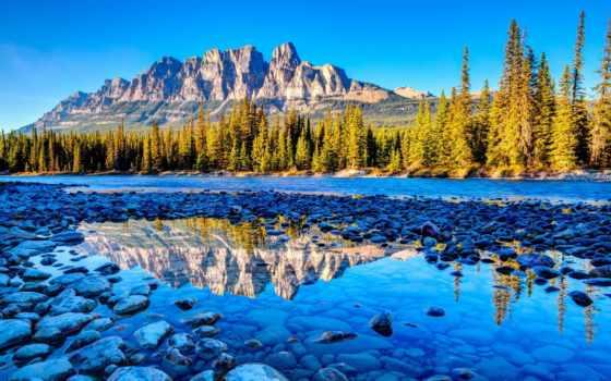 tapety, pulpit, krajobrazy, piękne, natura, widoki, wysoka,