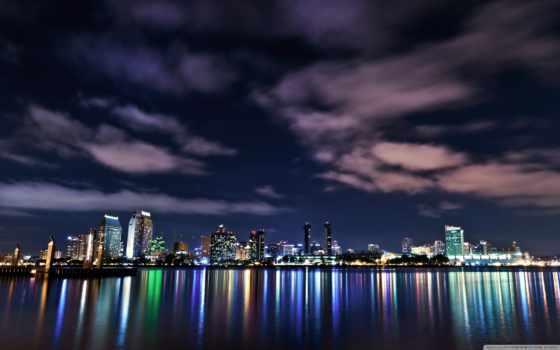 города, освещение, город, уличные, светодиодные, светильники, городов, красавица, освещения,