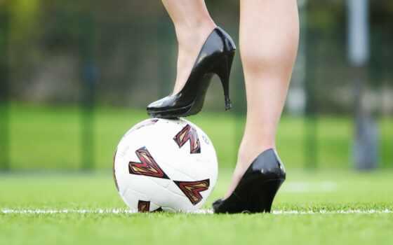 футбол, девушка, play, скучать, contest, женщина, женский, gal, soccer