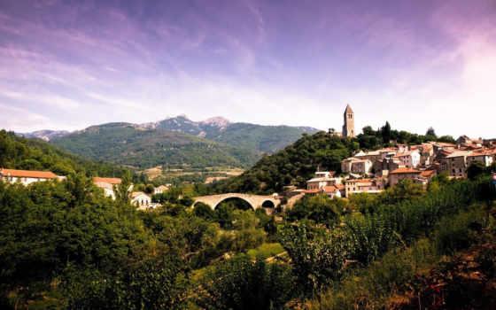 france, scenery