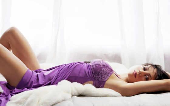 sexy, hot, poses, милано, девушка, alyssa, boudoir, кровать,