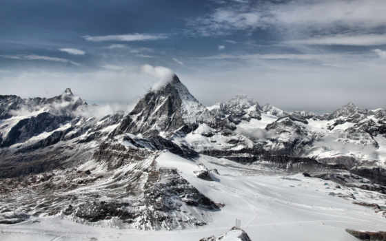 горы, снег, красивые, гора, очень, peak, нояб, top, картинок, many, зимние,