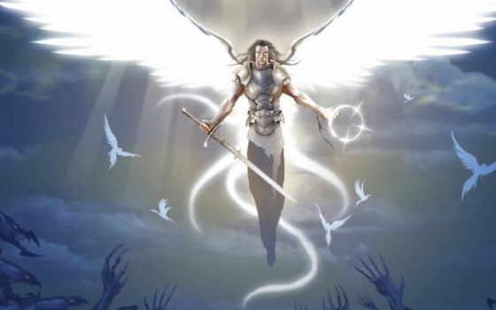 angel, очень, keeper, мире,
