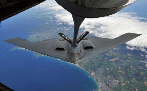 дух, бомбардировщик, стратегический, northrop