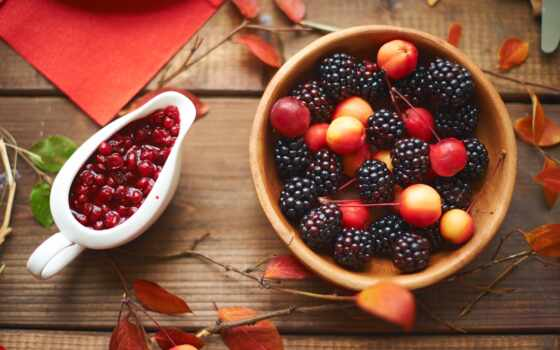 cherry, free, fonwall, джем, meal, blackberry, лист, собрать, качественные, catering