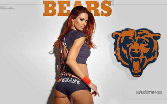 chicago, bears, sexy