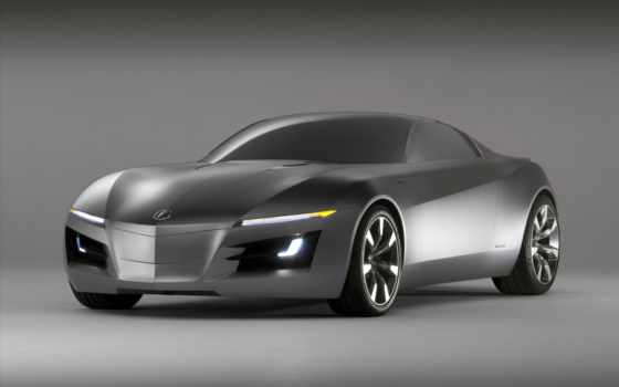 sports, concept, car, acura, advanced,