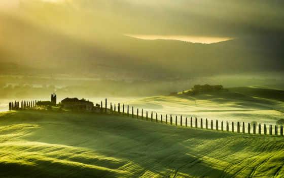 landscape, italian, tuscany, страница, широкоформатные, убийства, cvety, italy,