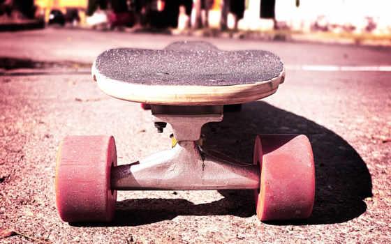 skateboard, sun, минске