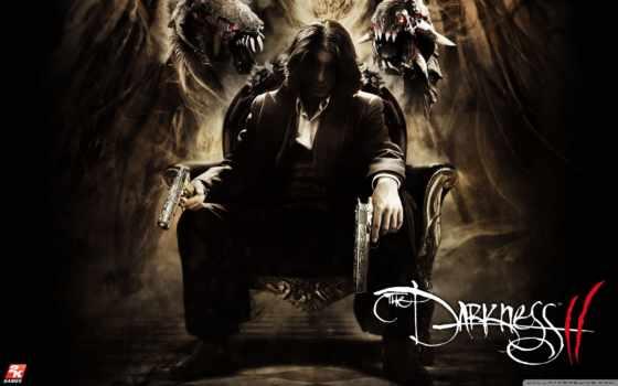 darkness, игры, прохождение,