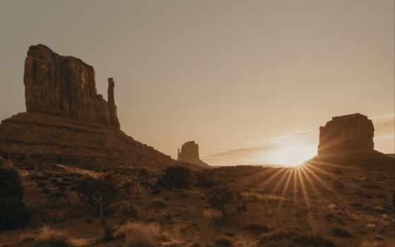 prairie, долина, памятник, природа, oljato, unite, state, outdoors, favorite, datum