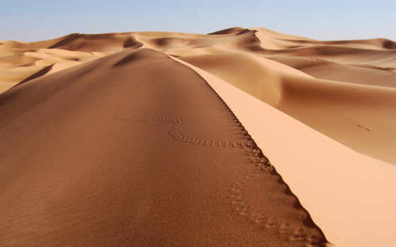 paisajes, hermosos, песок, desierto, пляж, full, del,