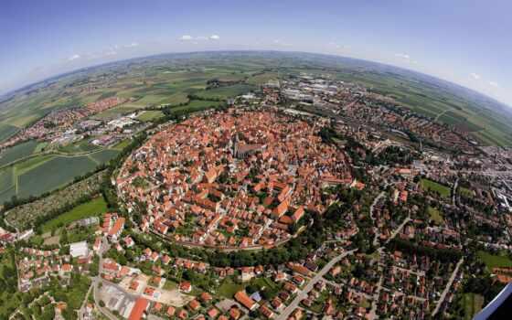 crater, nordlingen, origin, heavenly, fortress, город, medieval, land, name, отличаться, кардинал