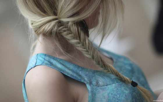 девушка, blonde, волосы Фон № 60080 разрешение 1920x1080
