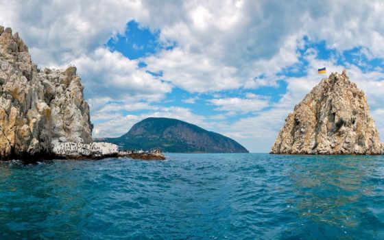 моря, которые, крым, отдых, krum,