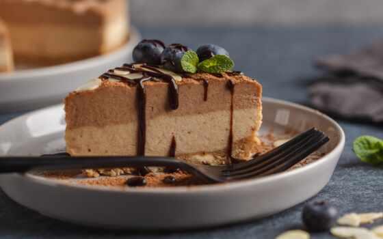 mousse, кусочек, vilok, piece, chocolate, ди, alla, nocciola, еда, шоколад, nocciole