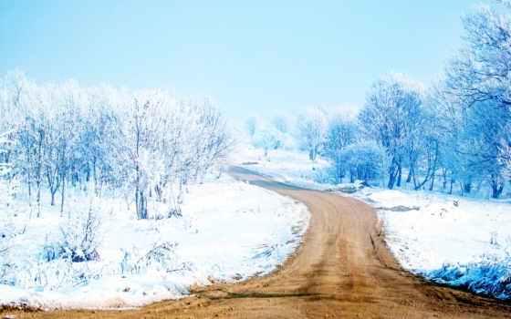 winter, девушка, дек