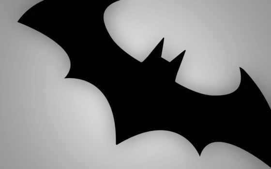 batman, sign, минимализм, mouse, black, серый, batmen, эмблема,